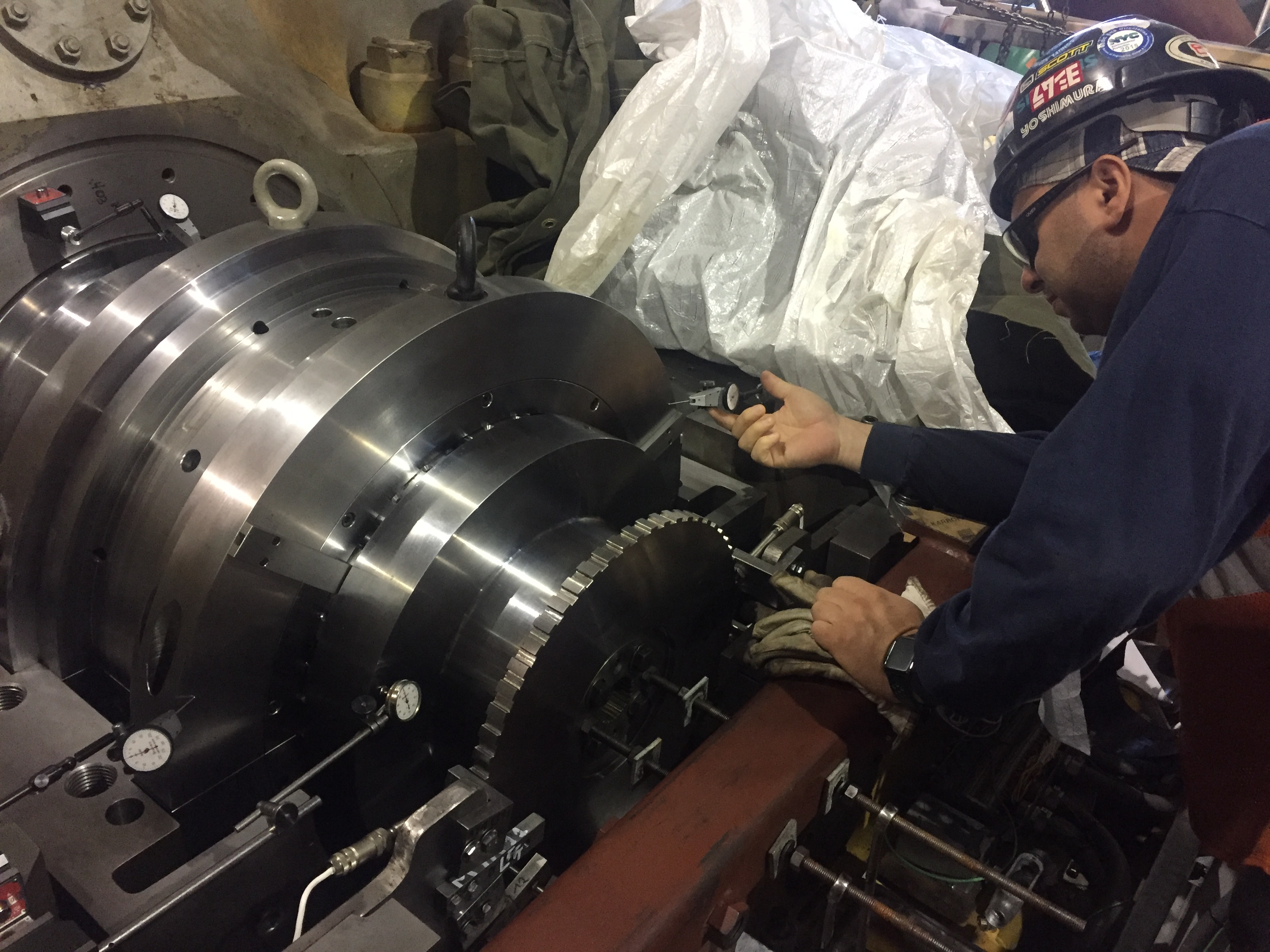 UBC millwrights are elite construction professionals who have exceptional  skills to work primarily with machinery and equipment requiring precision.